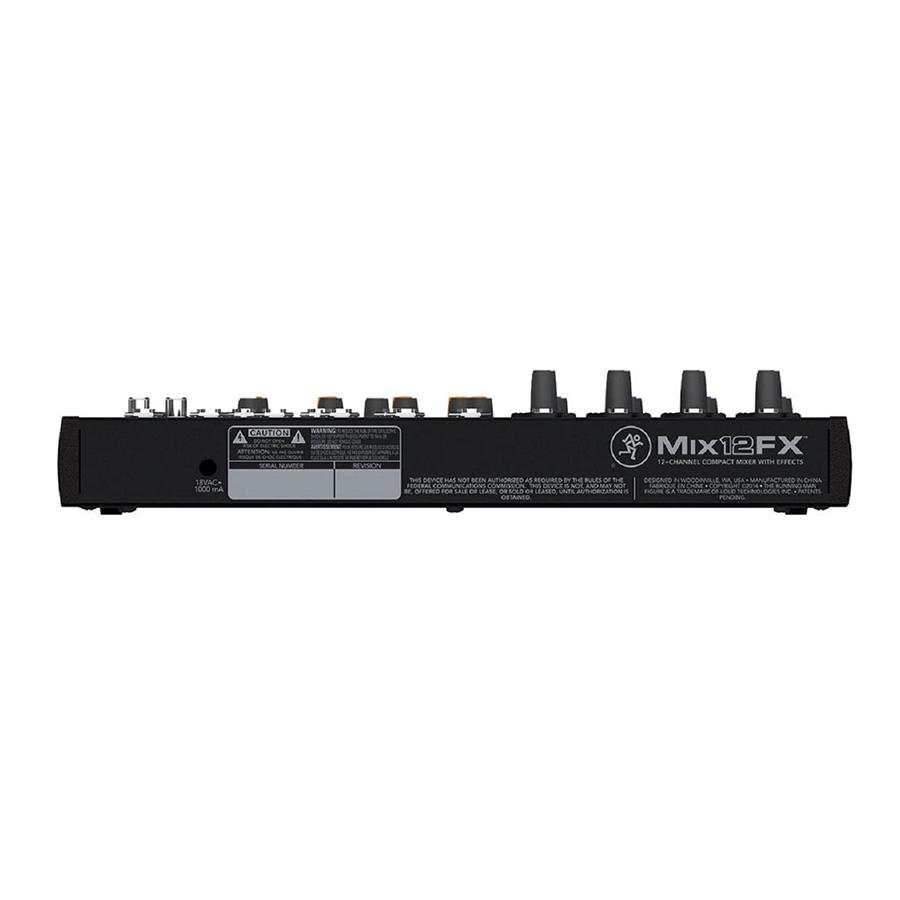 อนาล็อกมิกเซอร์ MACKIE Mix12FX Compact Mixer