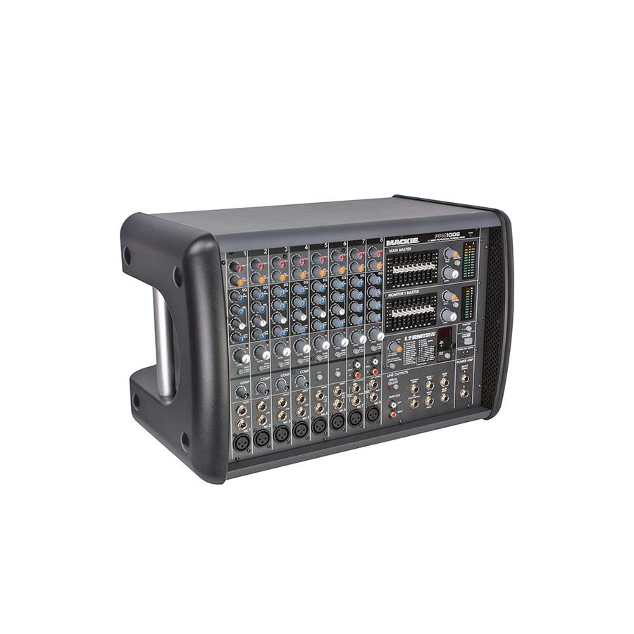 เพาเวอร์มิกเซอร์ MACKIE PPM1008 Powered Mixer