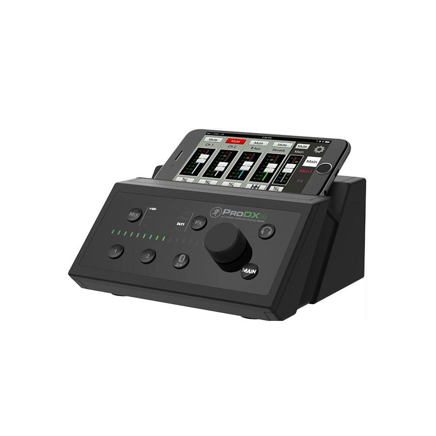 ดิจิตอลมิกเซอร์ MACKIE ProDX4 Wireless Digital Mixer
