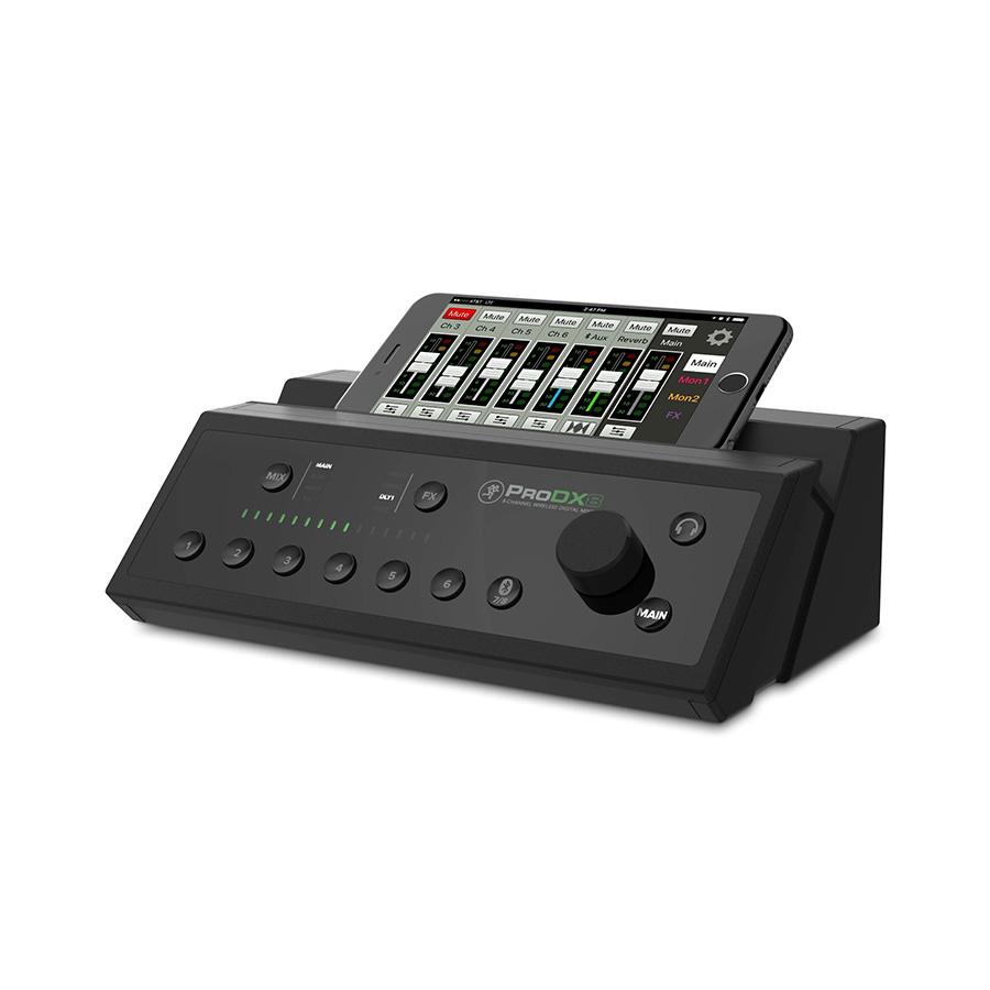 มิกเซอร์ดิจิตอล MACKIE ProDX8 Wireless Digital Mixer