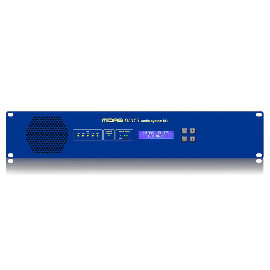 สเตจบ๊อก MIDAS DL153 I/O INTERFACES STAGE BOX