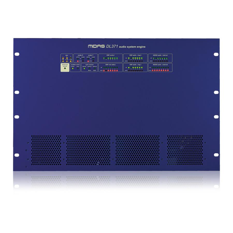 MIDAS DL371PRO9 Midas PRO9 Audio System Engine