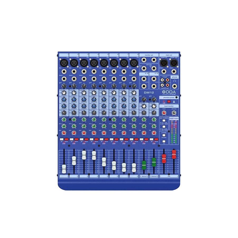 อนาล็อกมิกเซอร์ MIDAS DDA DM12 Analog Mixer