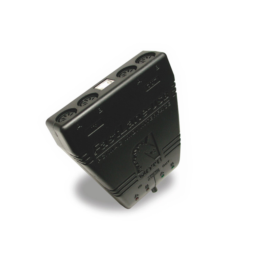 ออดิโออินเตอร์เฟส ยี่ห้อ Motu รุ่น FastLane USB Interface