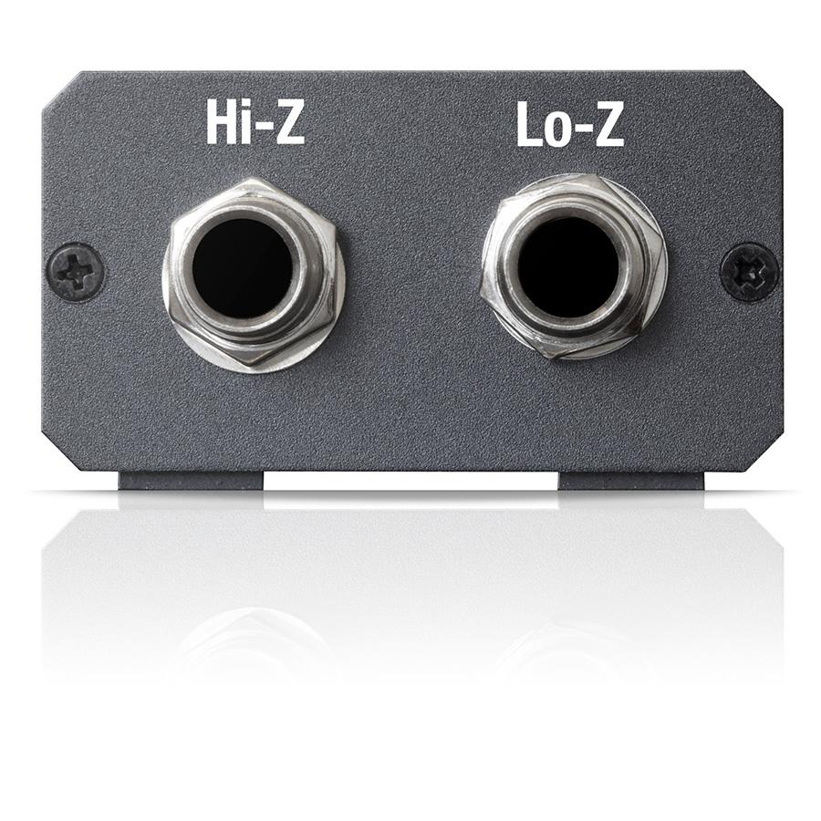 ไดเร็กบ๊อก ยี่ห้อ Motu รุ่น ZBox Passive Direct Box