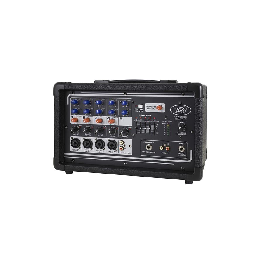 เพาเวอร์มิกเซอร์ PEAVEY PVI 5300 All In One Powered Mixer