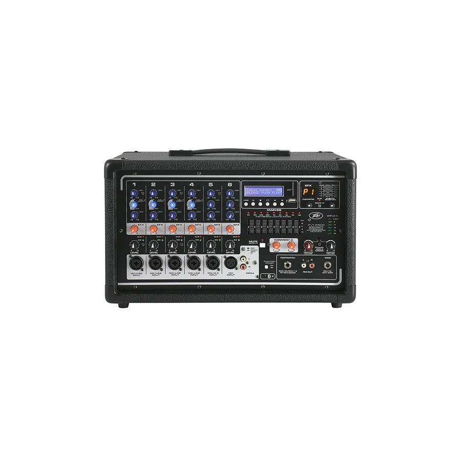 เพาเวอร์มิกเซอร์ PEAVEY PVI 6500 Powered Mixer