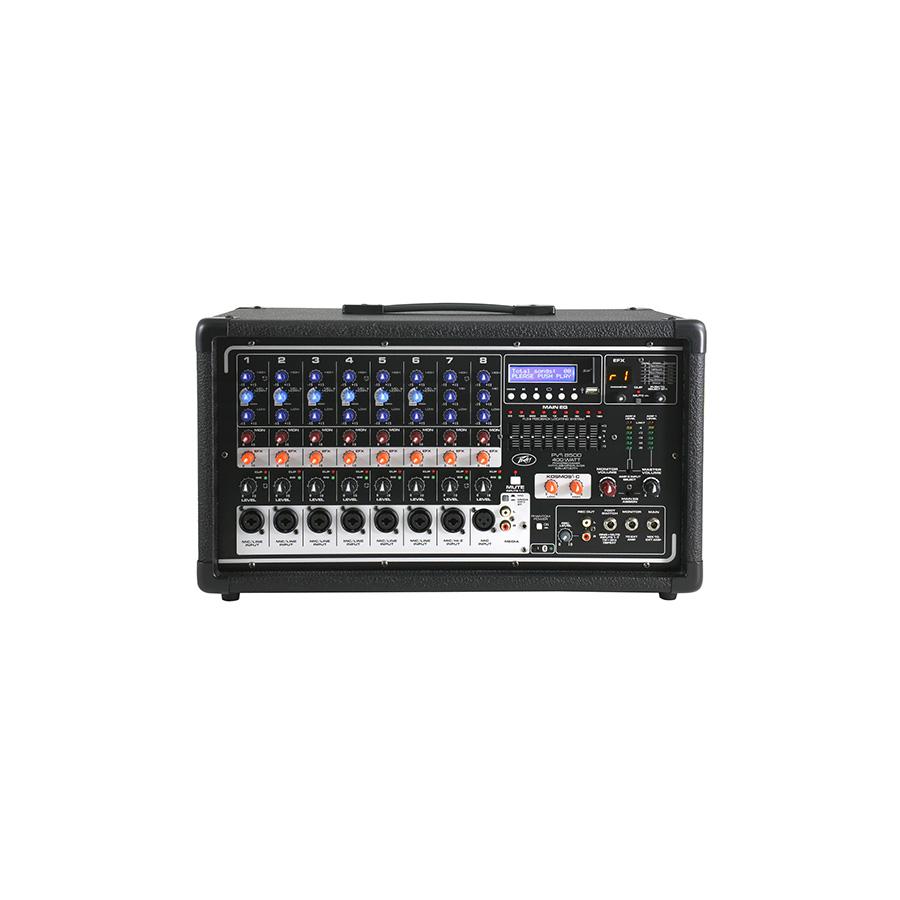 เพาเวอร์มิกเซอร์ PEAVEY PVI 8500 Powered Mixer