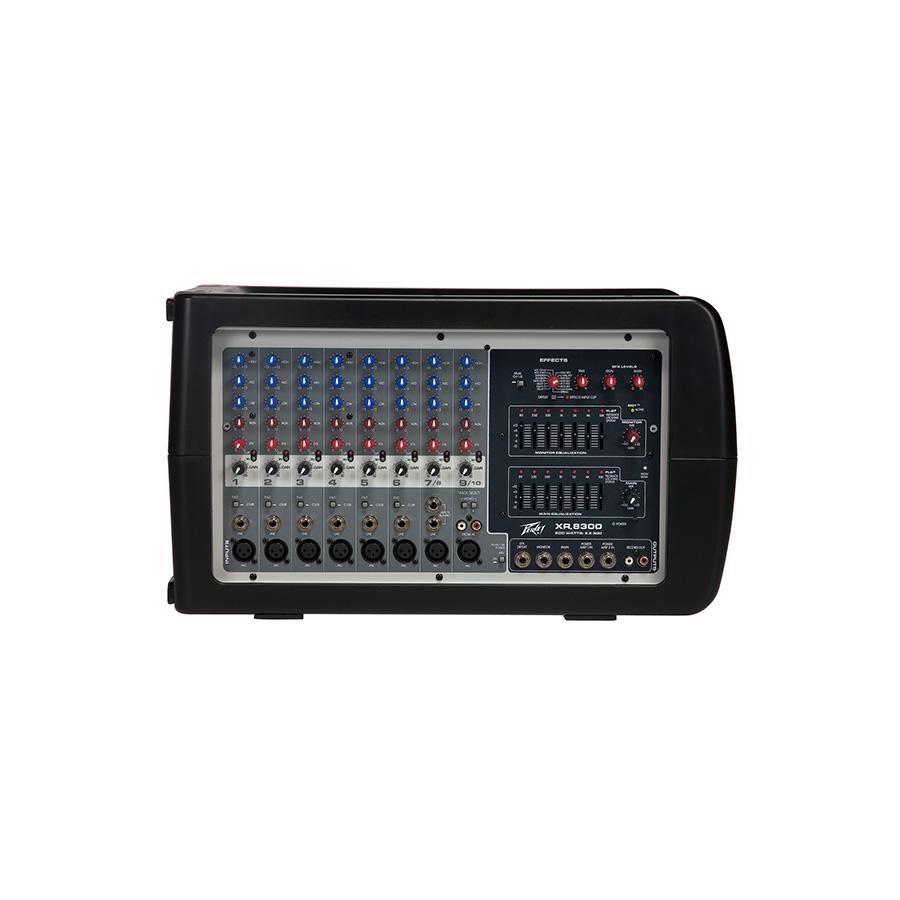 เพาเวอร์มิกเซอร์ PEAVEY XR8300 Powered Mixer