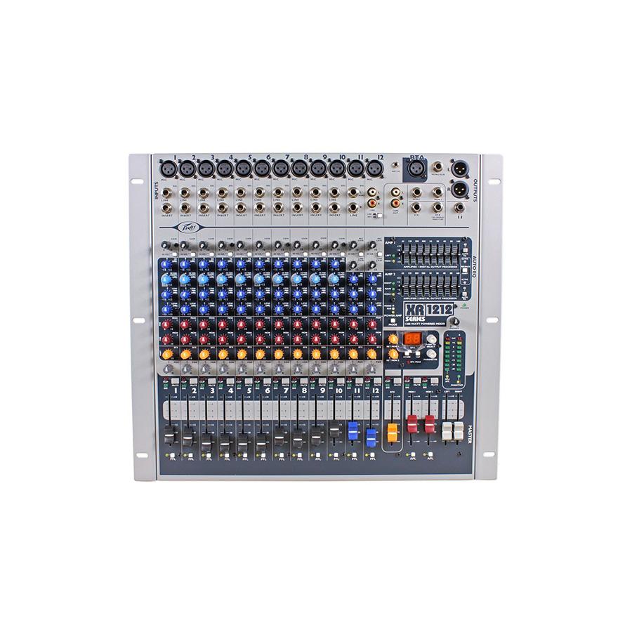 เพาเวอร์มิกเซอร์ PEAVEY XR 1212P Powered Mixer