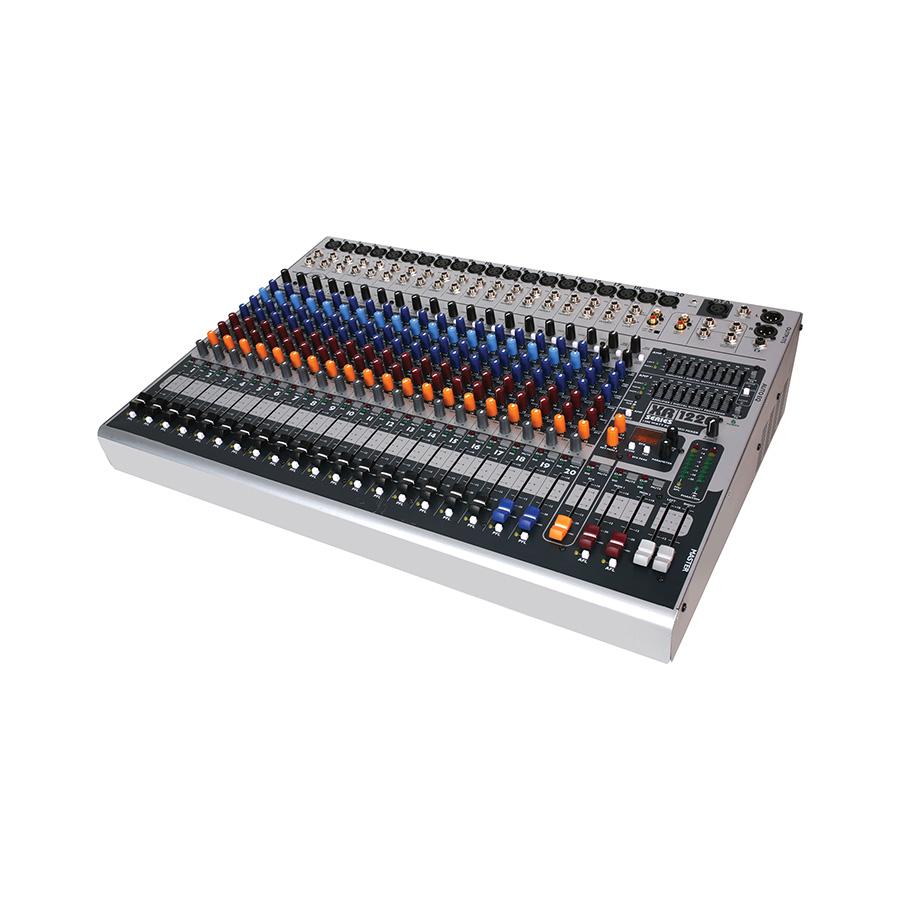 เพาเวอร์มิกเซอร์ PEAVEY XR 1220P Powered Mixer