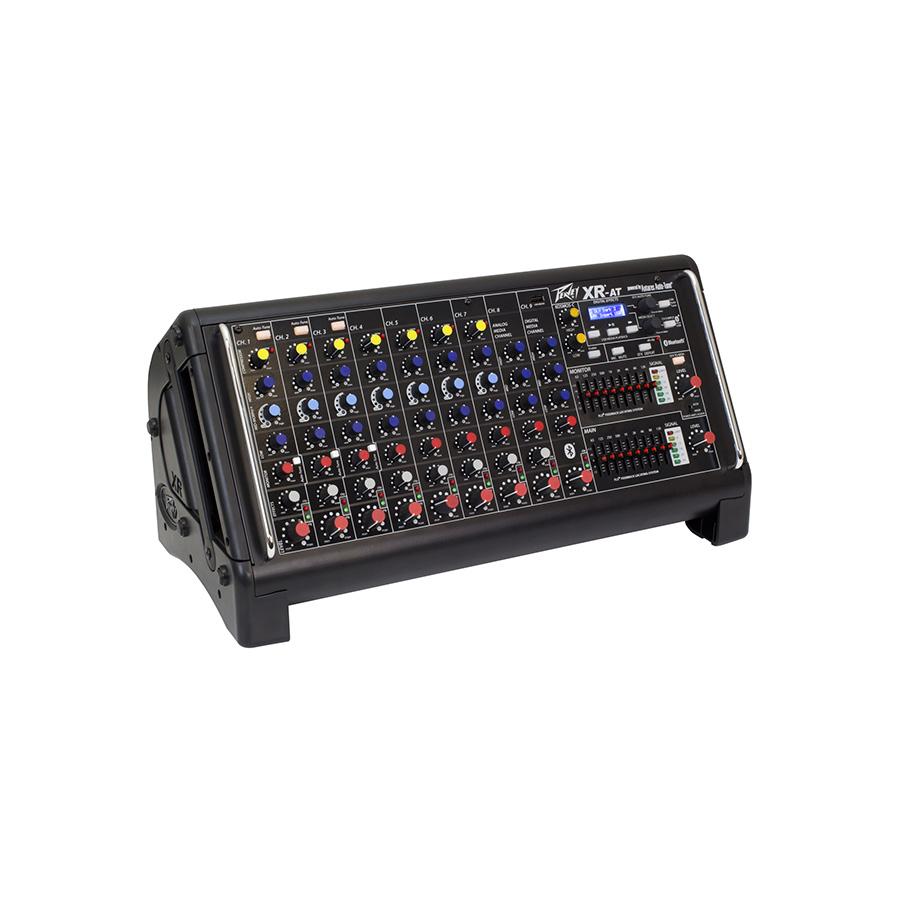 เพาเวอร์มิกเซอร์ PEAVEY XR AT 9-Ch Powered Mixer