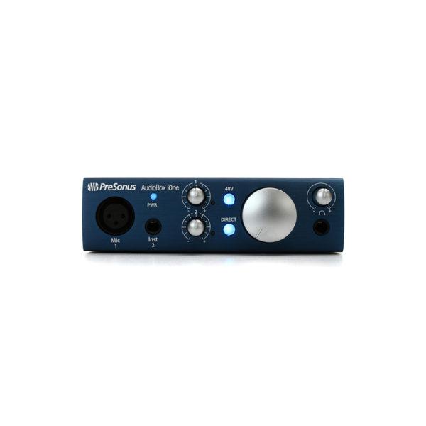 ออดิโออินเตอร์เฟส PreSonus AudioBox iOne
