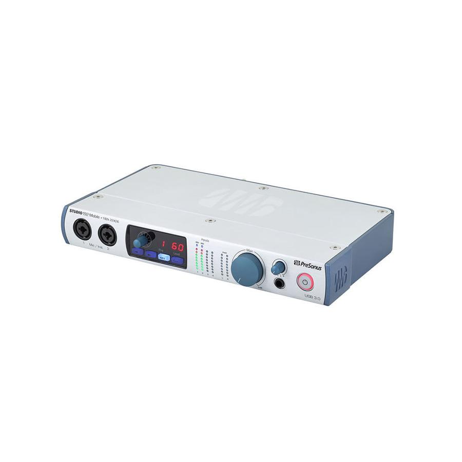 ออดิโออินเตอร์เฟส PreSonus Studio192 Mobile Audio Interface