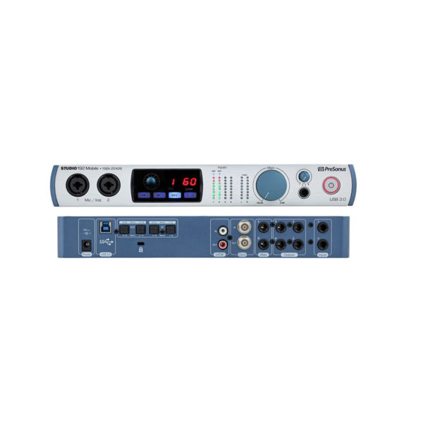 PreSonus Studio192 Mobile Audio Interface ออดิโออินเตอร์เฟส