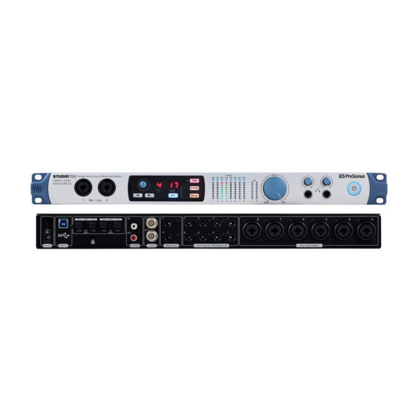 PreSonus Studio192 USB 3.0 Audio Interface ออดิโออินเตอร์เฟส