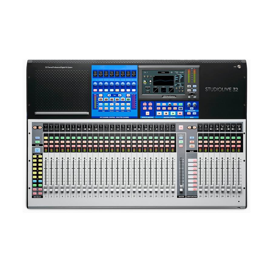 ดิจิตอลมิกเซอร์ PreSonus StudioLive 32 Series III