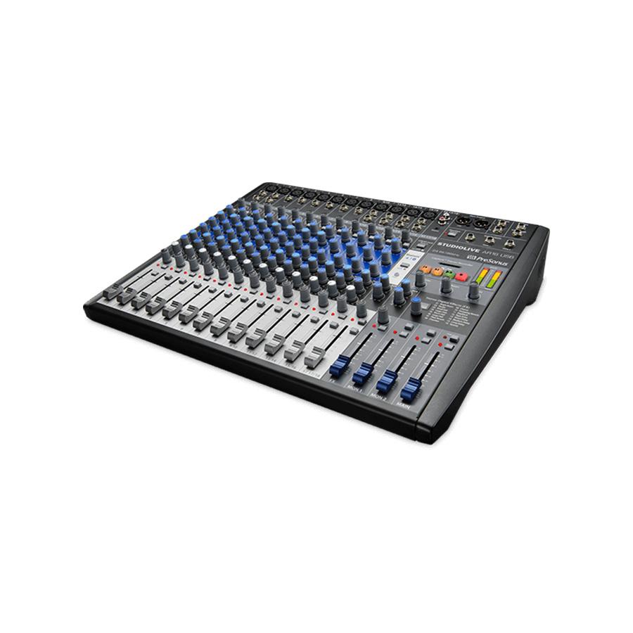 อนาล็อกมิกเซอร์ PreSonus StudioLive AR16