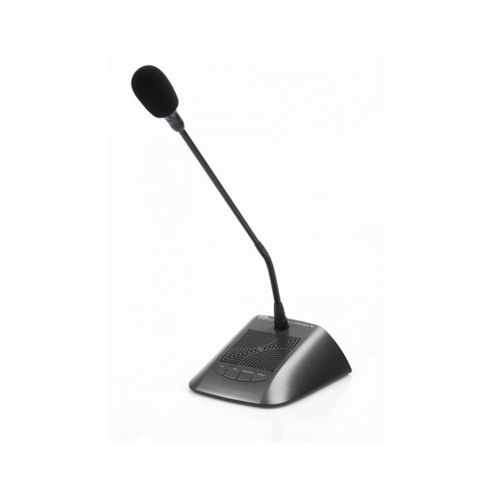 ไมโครโฟนประชุมก้านสั้น PROEL PA BMCD Digital Chairman Unit