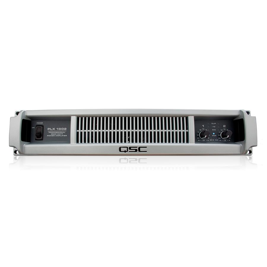 เพาเวอร์แอมป์ QSC PLX1802 Power Amplifier