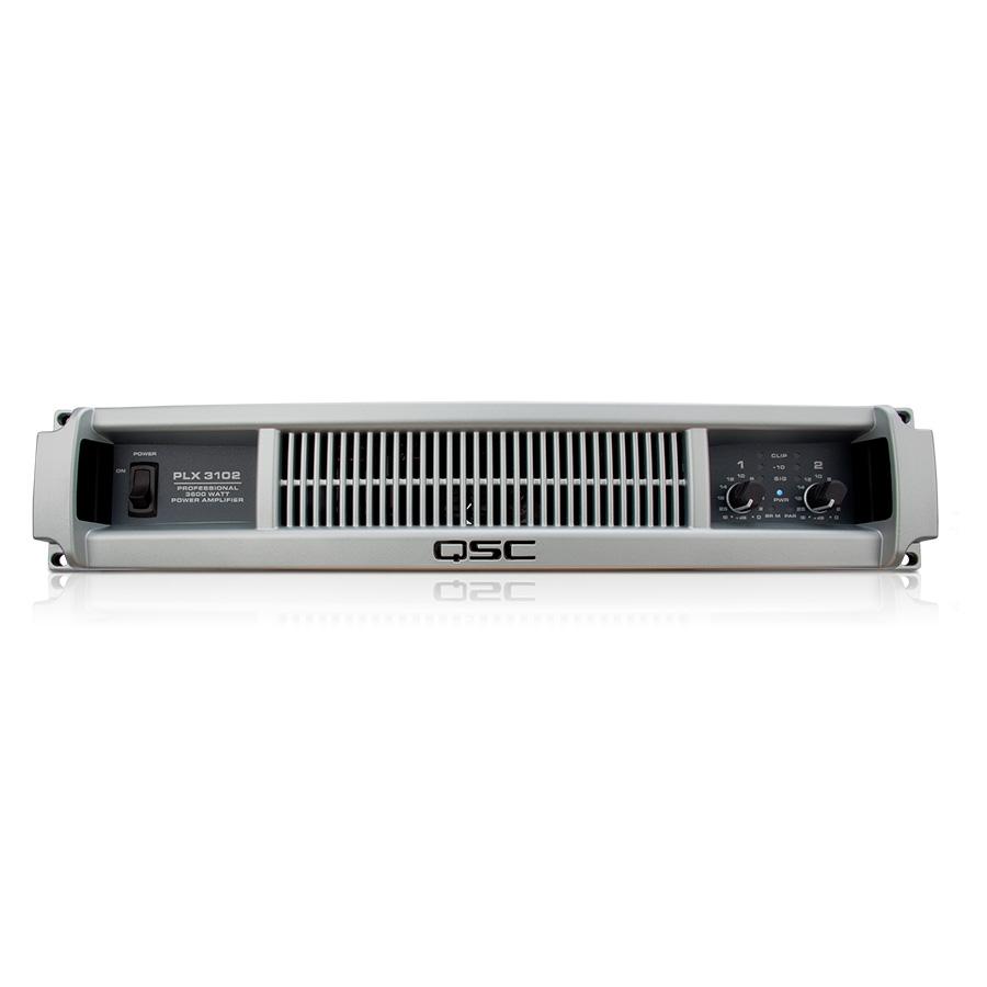 เพาเวอร์แอมป์ QSC PLX3102 Power Amplifier