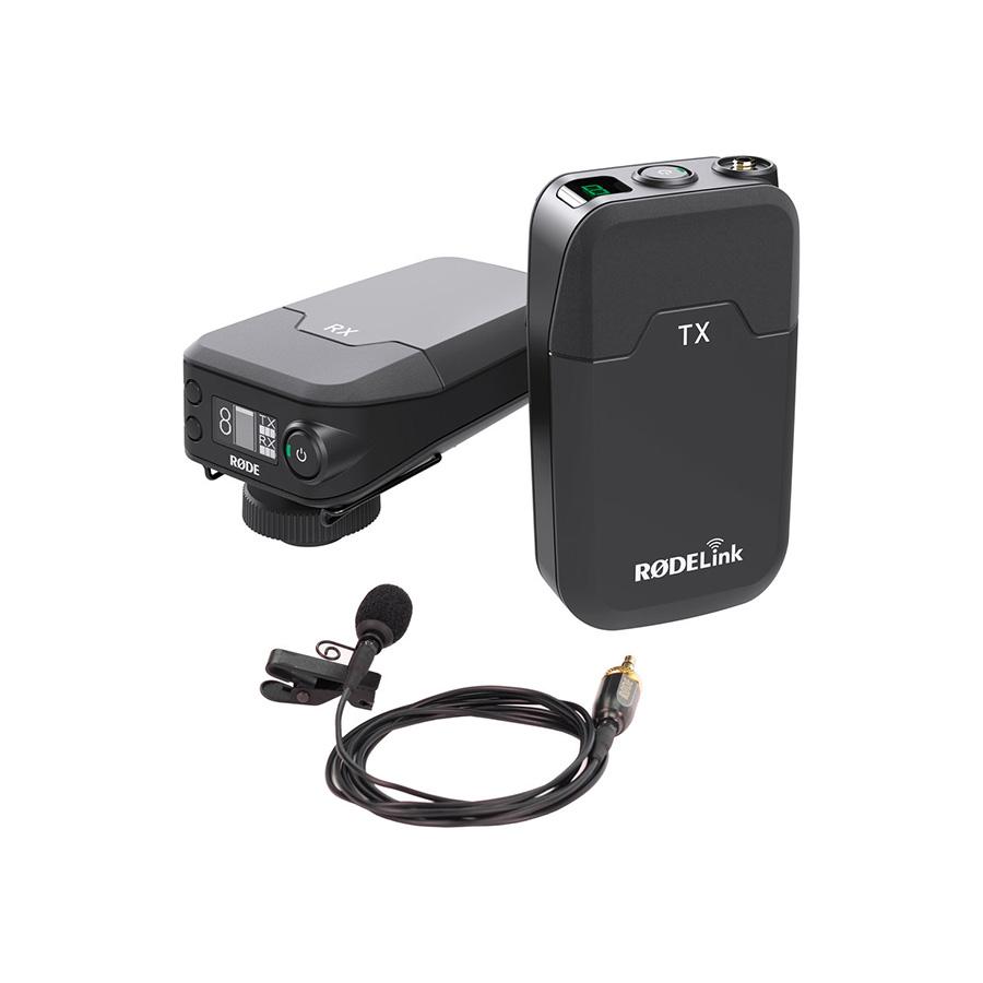 ไมค์ติดกล้องไร้สาย Rode รุ่น RODELINK Filmmaker Kit