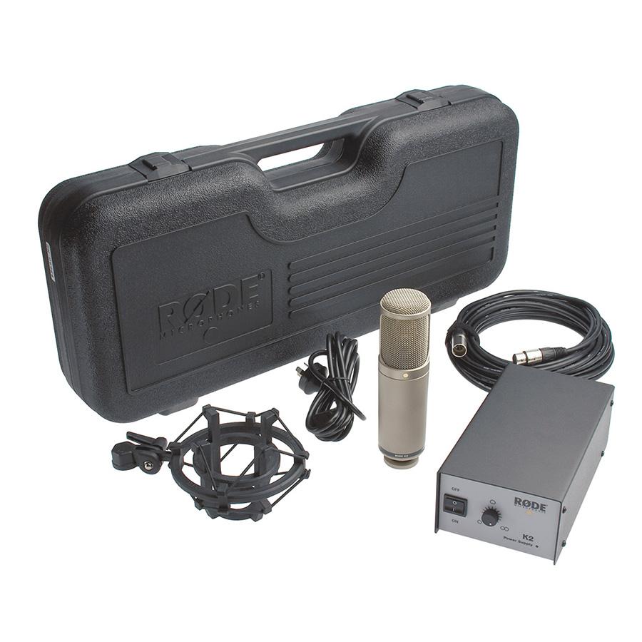 ไมโครโฟนสำหรับบันทึกเสียง ยี่ห้อ Rode รุ่น K2 Condenser