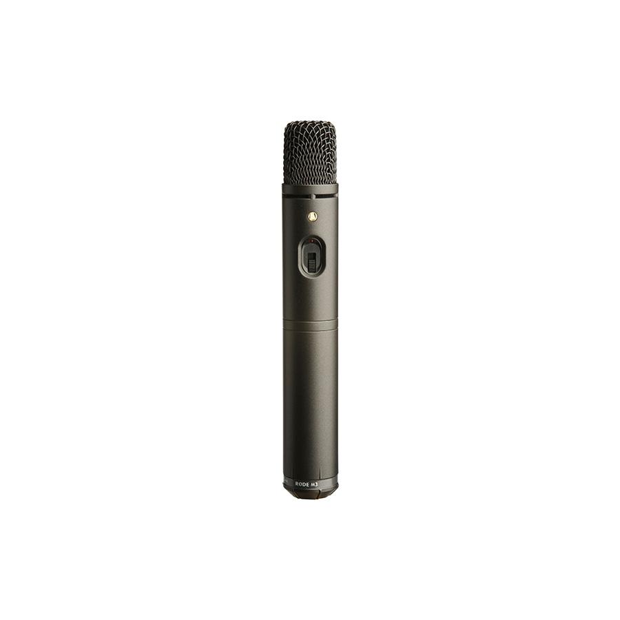 ไมโครโฟนสำหรับจ่อเครื่องดนตรี ยี่ห้อ Rode รุ่น M3 CONDENSER