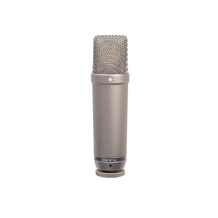 ไมโครโฟนสำหรับบันทึกเสียง ยี่ห้อ Rode รุ่น NT1-A STUDIO