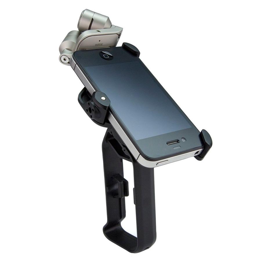 ชุดขาจับโทรศัพท์ iPhone พร้อมเลนส์ ยี่ห้อ Rode รุ่น RODEGRIP+