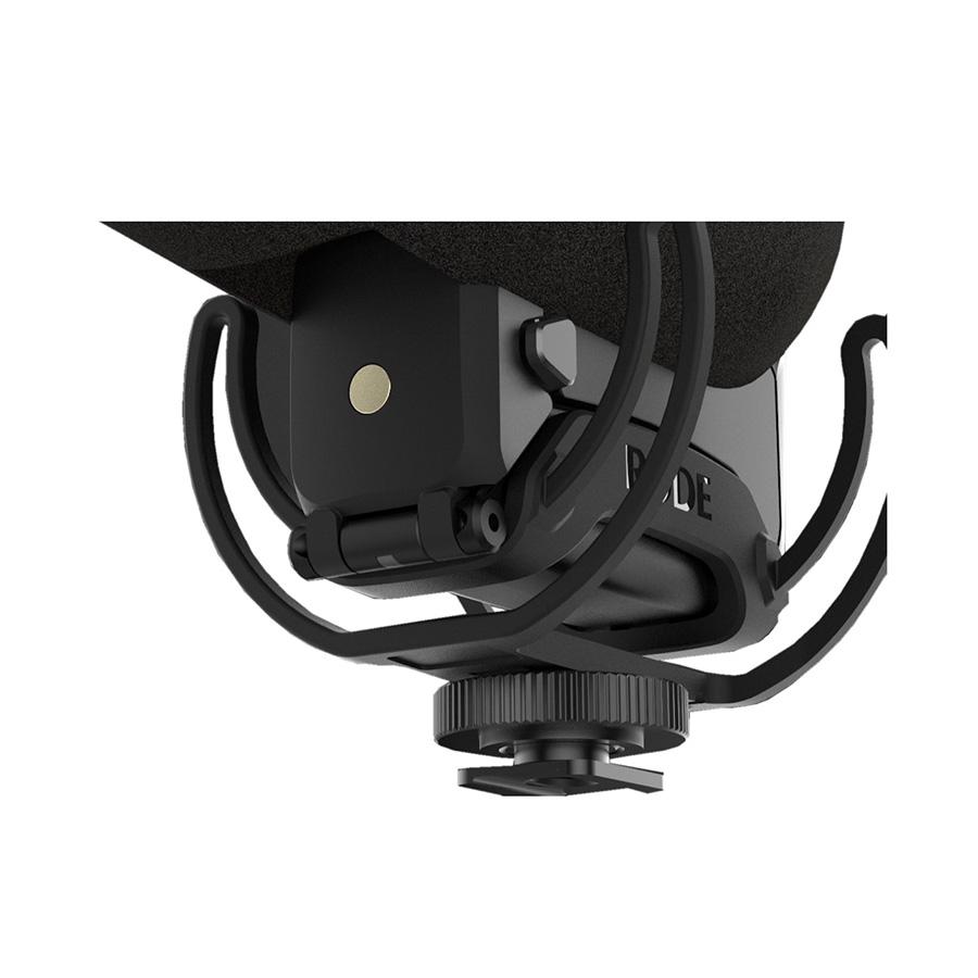 ไมค์ติดกล้อง ยี่ห้อ RODE รุ่น VIDEOMIC PRO PLUS Shotgun Microphone