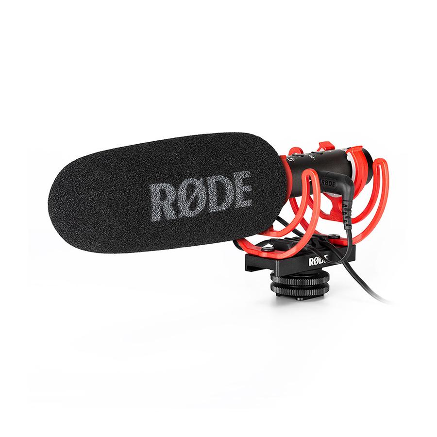ไมค์ติดกล้อง ติดโทรศัพท์ ยี่ห้อ Rode รุ่น VideoMic NTG