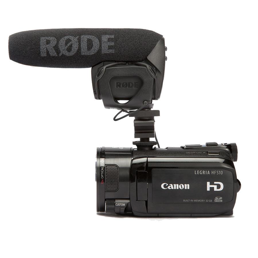 ไมโครโฟนสำหรับติดกล้อง Rode VIDEOMIC PRO VM-PRO