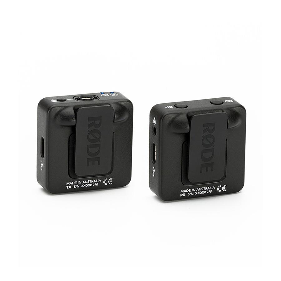 ไมค์ติดกล้องแบบไร้สาย Rode Wireless GO Compact