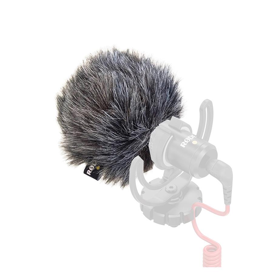 ขนแมวสำหรับสวมหัวไมโครโฟน ยี่ห้อ Rode รุ่น WS9 Deluxe