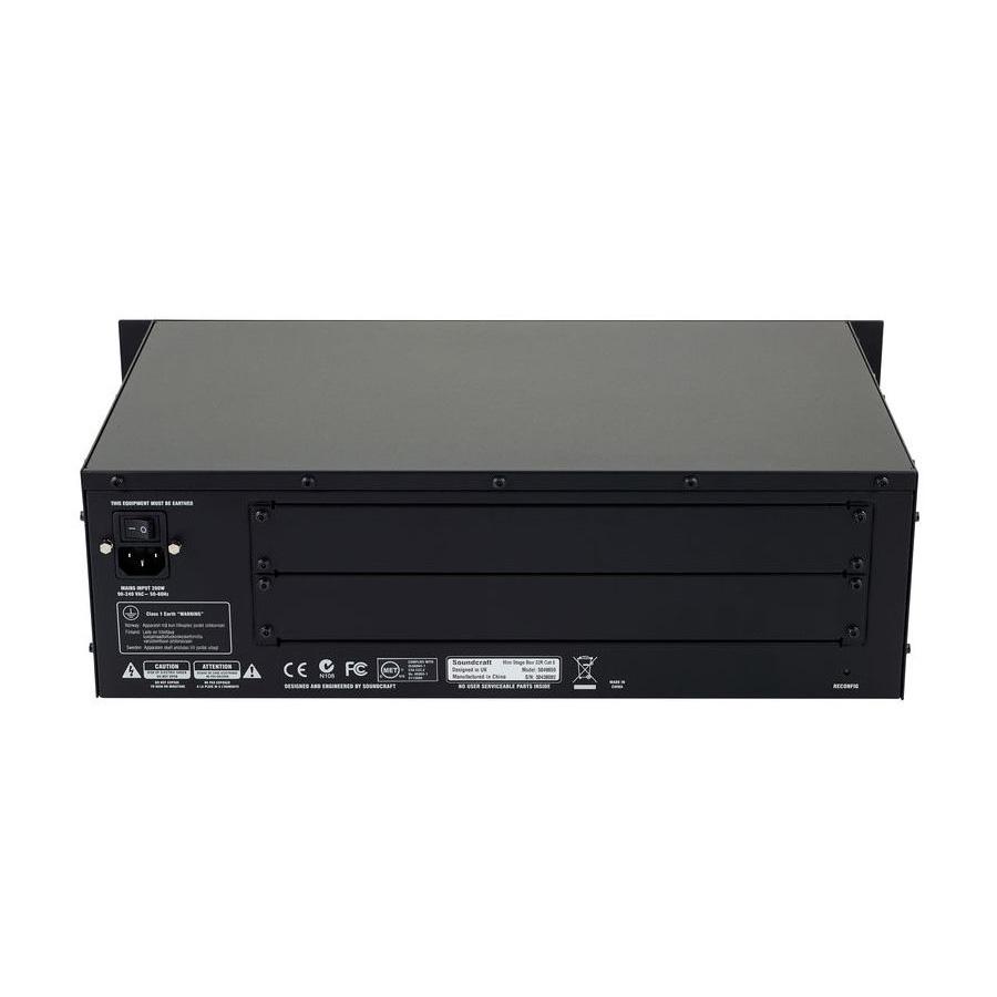 สเตจบ๊อก SOUNDCRAFT MSB32R StageBox