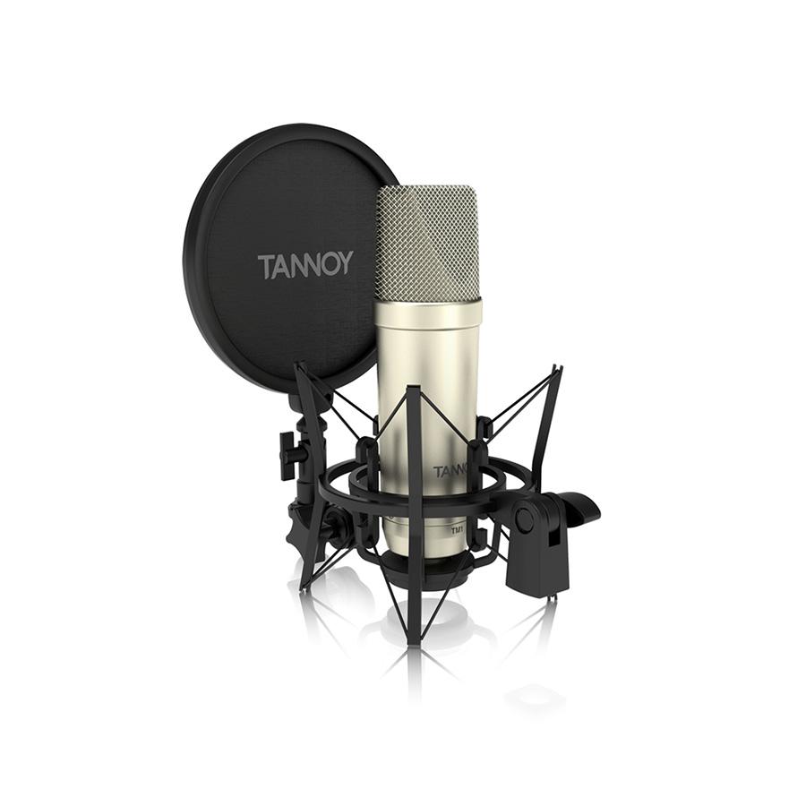 ไมโครโฟนอัดเสียง TANNOY TM1 Condenser Microphone