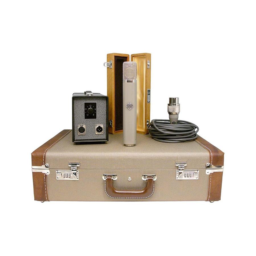 ไมโครโฟนสำหรับบันทึกเสียง ยี่ห้อ Telefunken รุ่น C12 Tube
