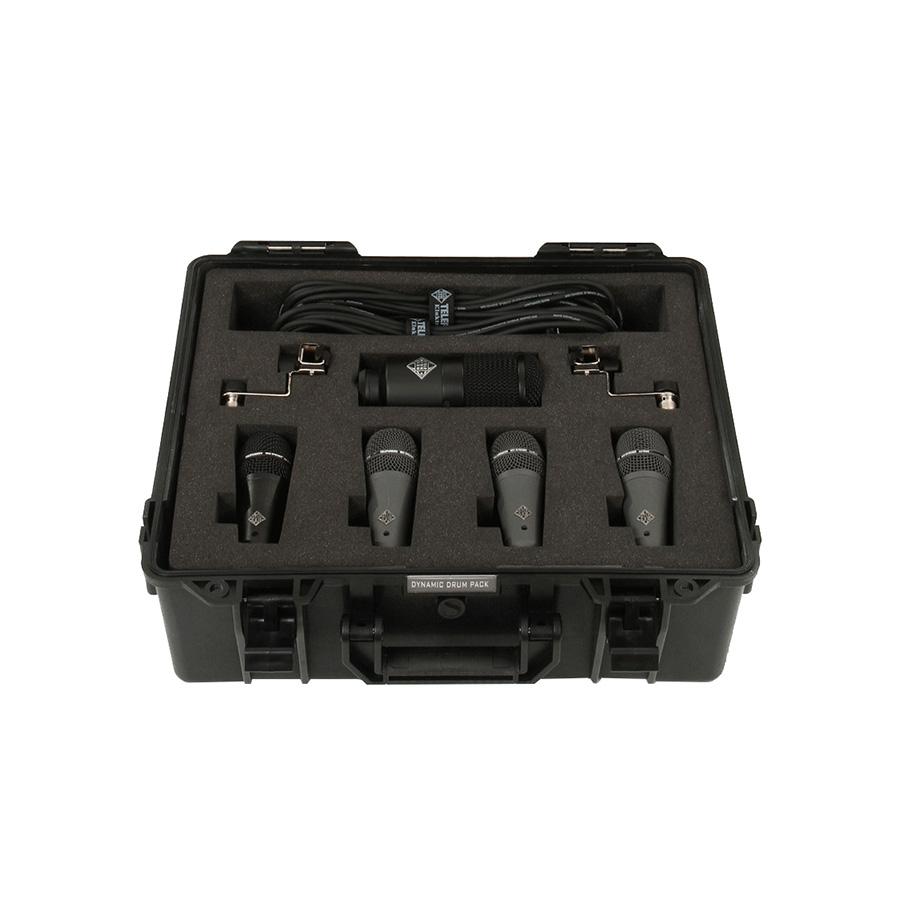 ชุดไมโครโฟนสำหรับจ่อกลองชุด ยี่ห้อ Telefunken รุ่น DD5