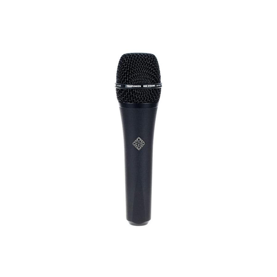ไมโครโฟนสำหรับร้อง ยี่ห้อ Telefunken รุ่น M80 BLACK