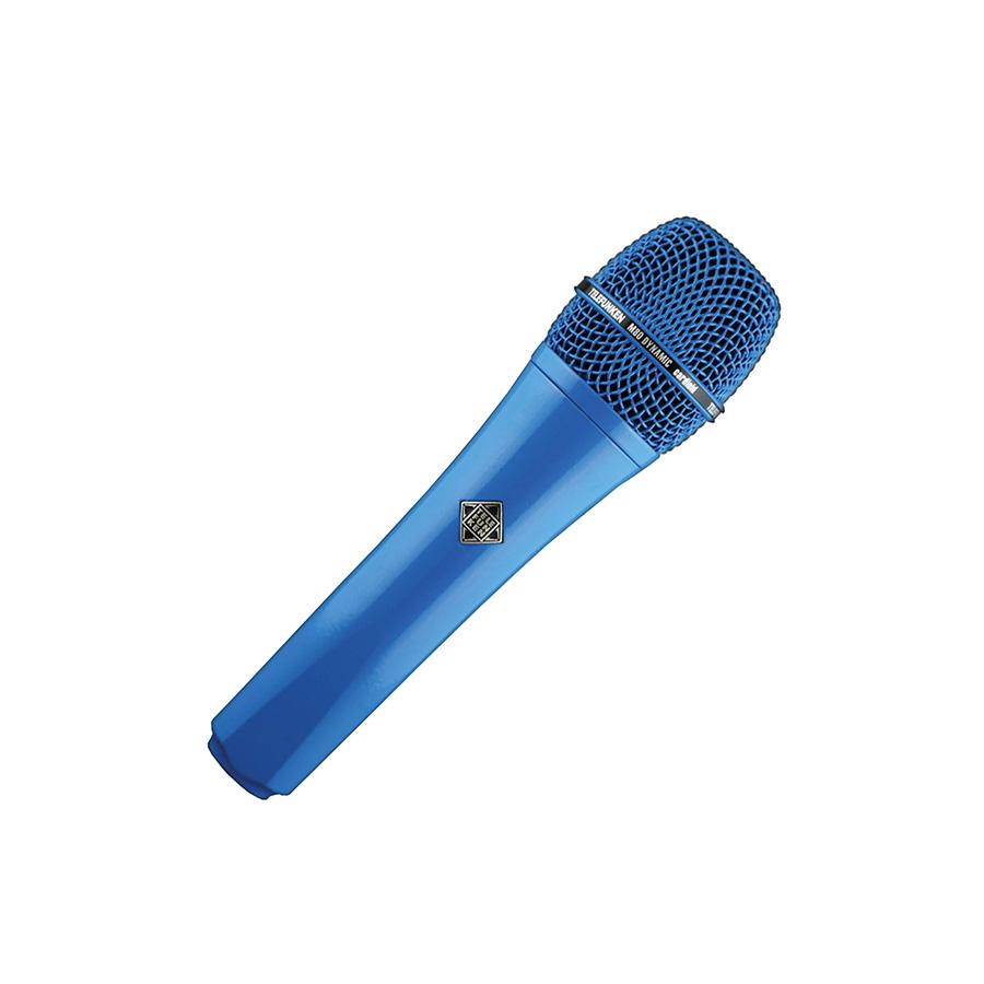 ไมโครโฟนสำหรับร้อง ยี่ห้อ Telefunken รุ่น M80 BLUE
