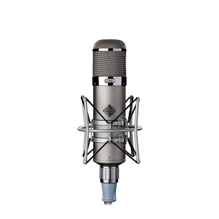 ไมโครโฟนสำหรับบันทึกเสียง ยี่ห้อ Telefunken รุ่น U48 Tube