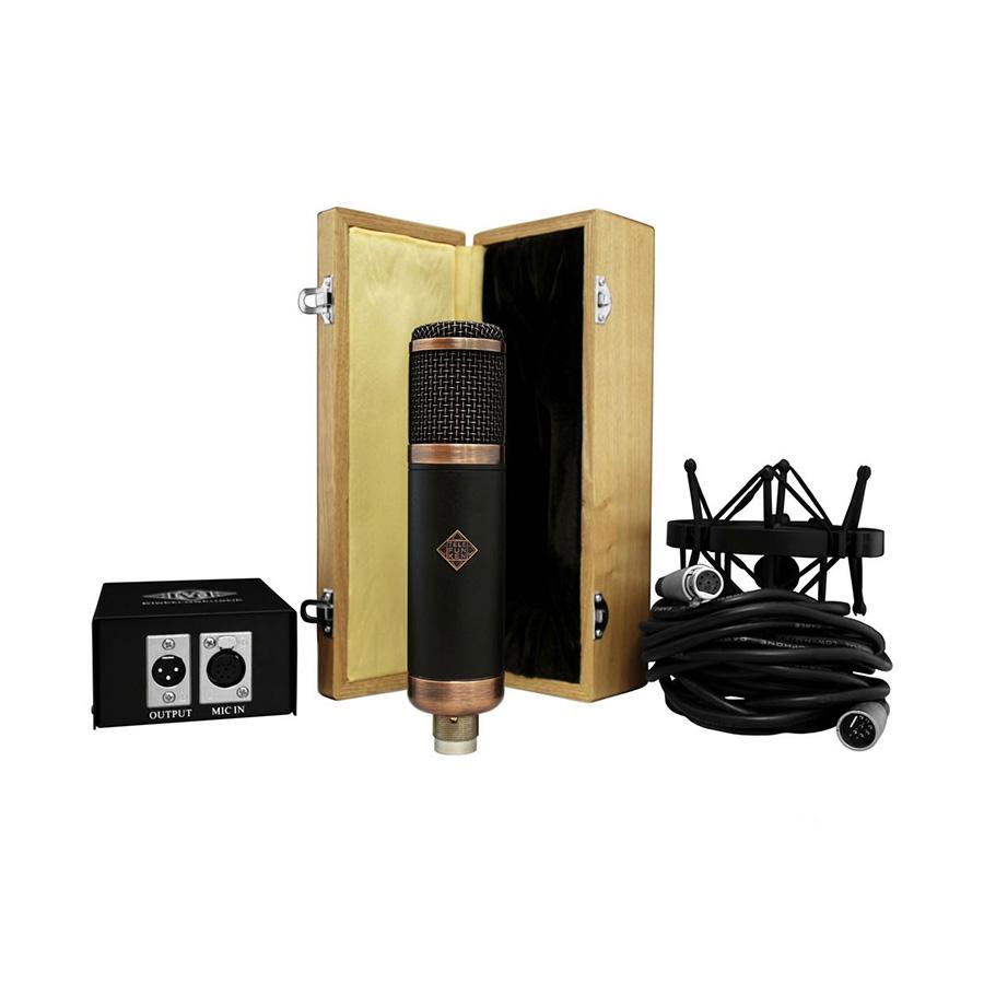 ไมโครโฟนสำหรับบันทึกเสียง ยี่ห้อ Telefunken รุ่น CU29