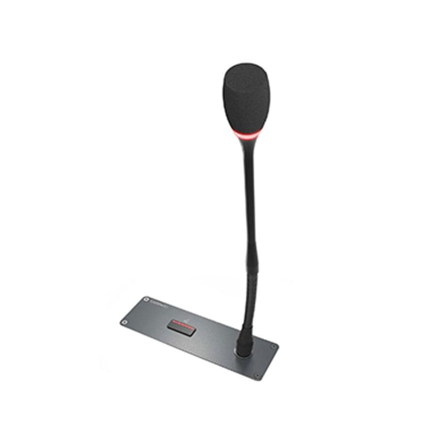 ไมโครโฟนประชุมแบบฝั่งโต๊ะ TELEVIC Confidea F-DM Delegate Microphone Panel