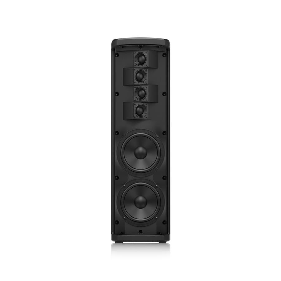 ลำโพงคอลัมน์ขนาดเล็ก Turbosound iNSPIRE iP300 Powered Loudspeaker