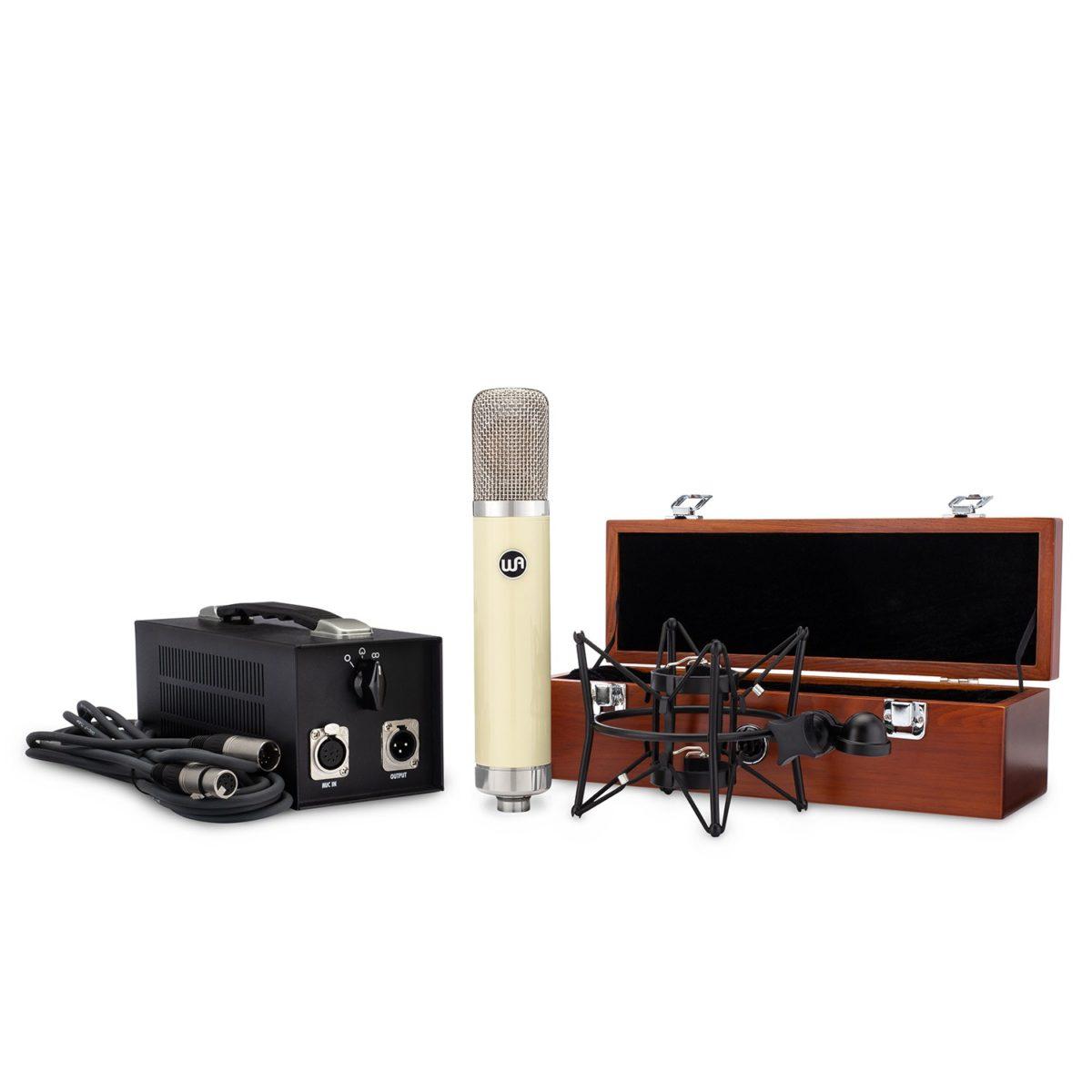 ไมค์อัดเสียง ยี่ห้อ Warm Audio รุ่น WA-251 Condenser
