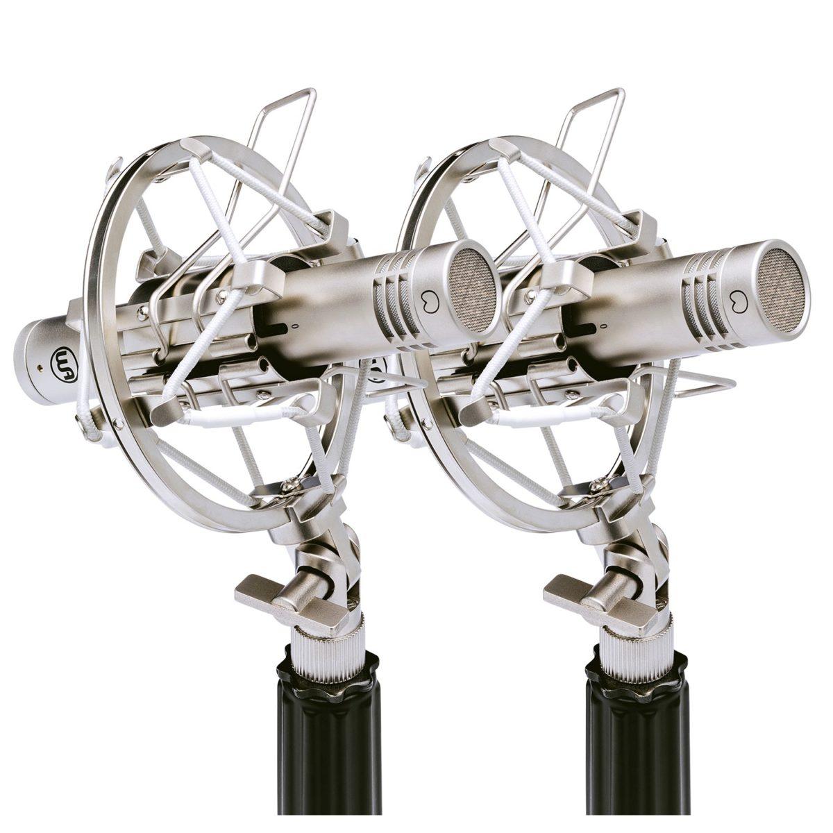 ไมค์อัดเสียง ยี่ห้อ Warm Audio รุ่น WA-84 Stereo Pair