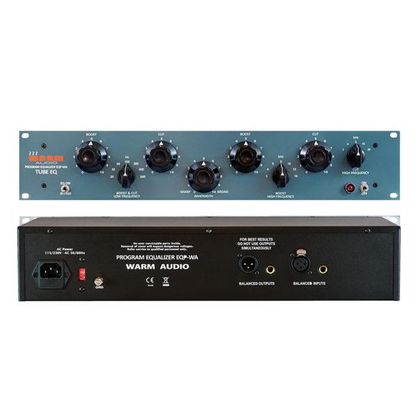 อีควอไลเซอร์ ยี่ห้อ Warm Audio รุ่น EQP-WA Tube Equalizer