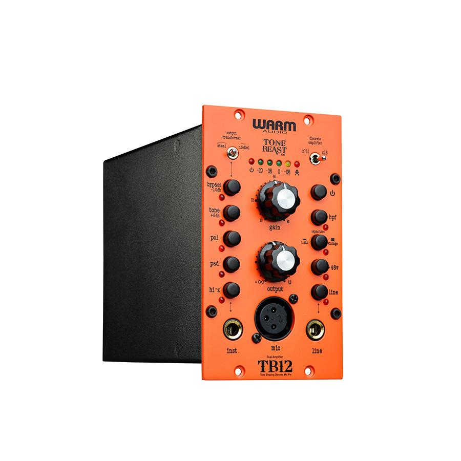 """ปรีไมค์ ยี่ห้อ Warm Audio รุ่น TB12 """"Tone Beast"""" 500 Series"""