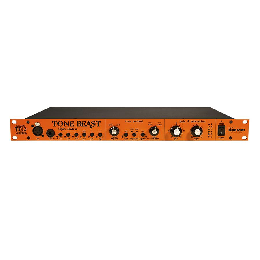 """ปรีไมค์บันทึกเสียง ยี่ห้อ Warm Audio รุ่น TB12 """"Tone Beast"""""""